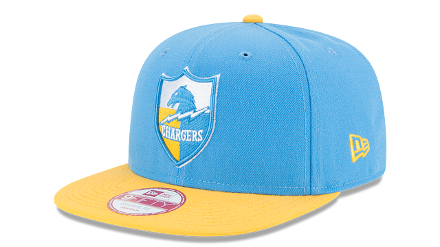 LOS ANGELES CHARGERS HISTORIC 9FIFTY SNAPBACK