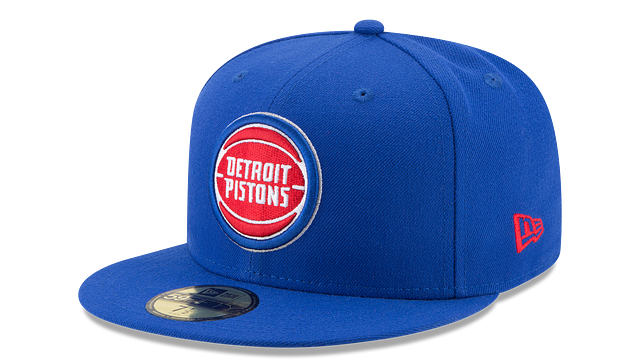 DETROIT PISTONS 3-TIME CHAMPS 59FIFTY FITTED