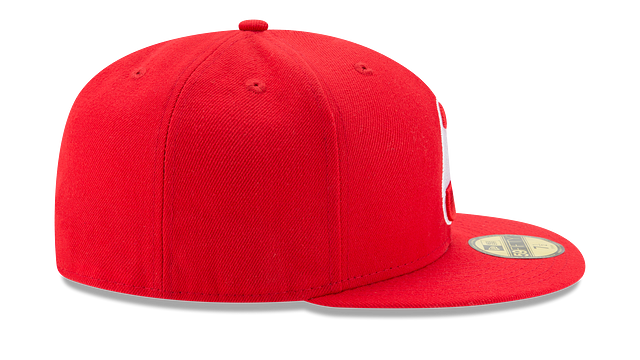 ATLANTA HAWKS TEAM COLOR 59FIFTY FITTED