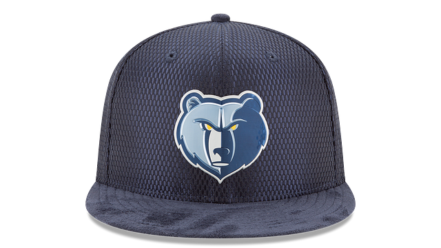 MEMPHIS GRIZZLIES ON COURT 9FIFTY SNAPBACK