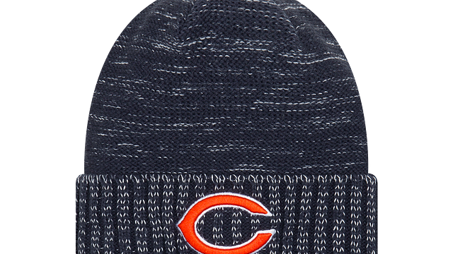 CHICAGO BEARS COLOR RUSH KNIT