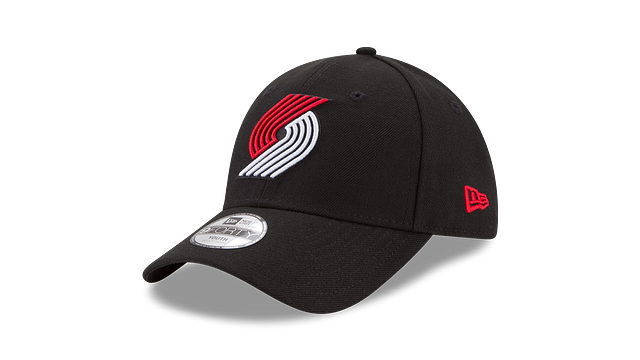 KIDS PORTLAND TRAILBLAZERS THE LEAGUE 9FORTY ADJUSTABLE
