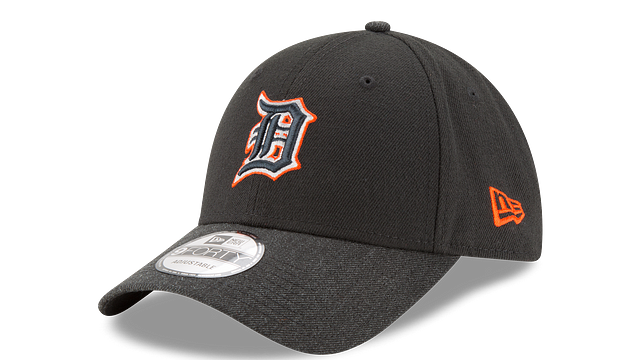 DETROIT TIGERS HEATHER 9FORTY ADJUSTABLE