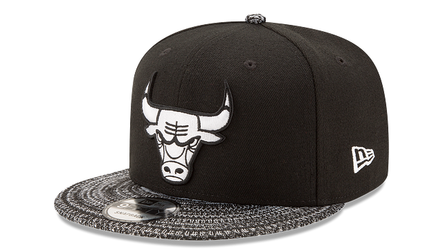 CHICAGO BULLS VISOR FRESH 9FIFTY SNAPBACK