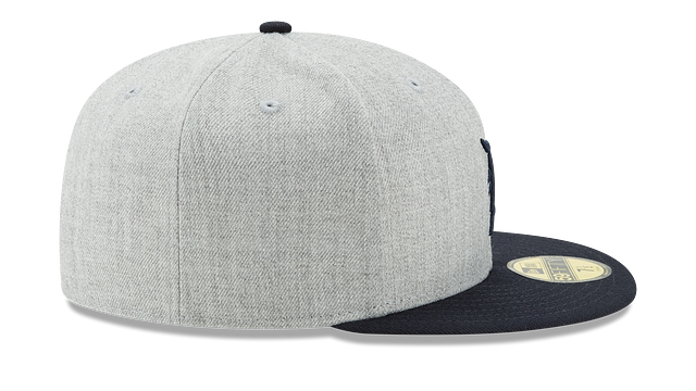 DETROIT TIGERS HEATHER ACTION 59FIFTY FITTED
