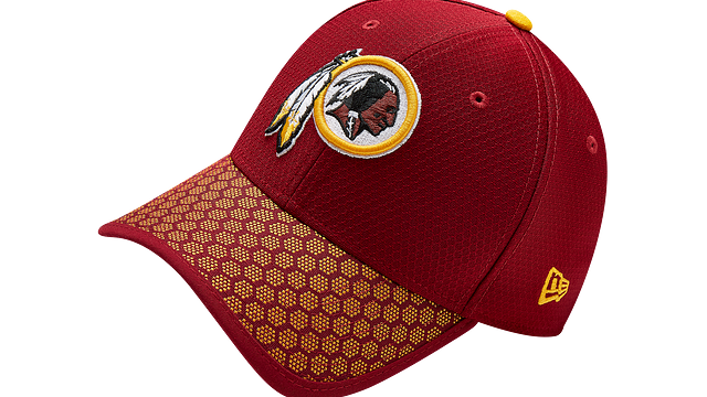 WASHINGTON REDSKINS OFFICIAL SIDELINE 39THIRTY STRETCH FIT