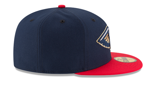 NEW ORLEANS PELICANS 2TONE 59FIFTY FITTED