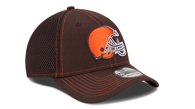CLEVELAND BROWNS NEO 39THIRTY STRETCH FIT