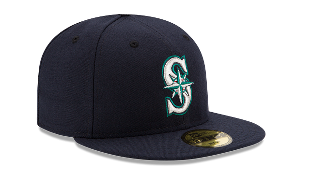 KIDS SEATTLE MARINERS MY FIRST AC 59FIFTY FITTED