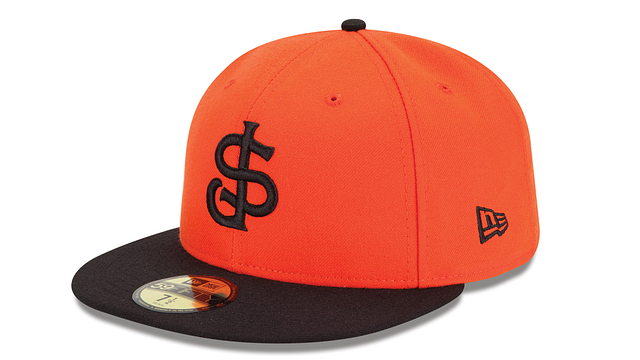 SAN JOSE GIANTS AUTHENTIC COLLECTION 59FIFTY FITTED