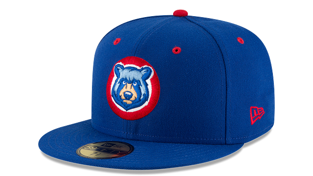 TENNESSEE SMOKIES AUTHENTIC COLLECTION 59FIFTY FITTED