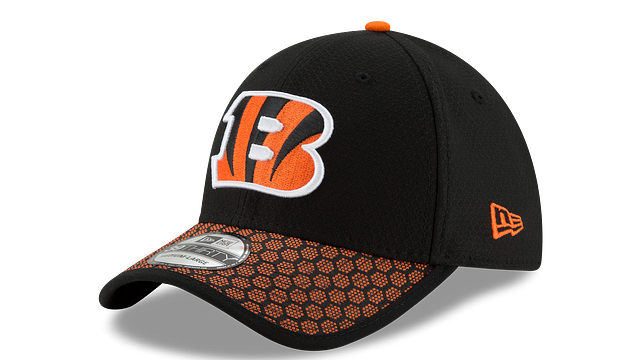CINCINNATI BENGALS OFFICIAL SIDELINE 39THIRTY STRETCH FIT