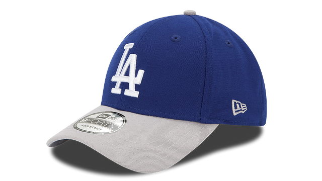 LOS ANGELES DODGERS THE LEAGUE 2TONE 9FORTY ADJUSTABLE