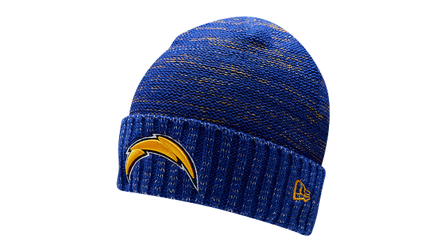 LOS ANGELES CHARGERS COLOR RUSH KNIT