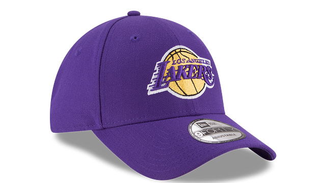 KIDS LOS ANGELES LAKERS THE LEAGUE 9FORTY ADJUSTABLE