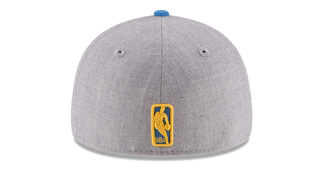 DENVER NUGGETS HEATHER LOW PROFILE 59FIFTY FITTED