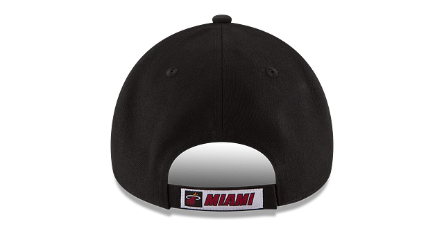 KIDS MIAMI HEAT THE LEAGUE 9FORTY ADJUSTABLE