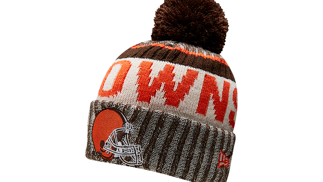 CLEVELAND BROWNS SPORT KNIT