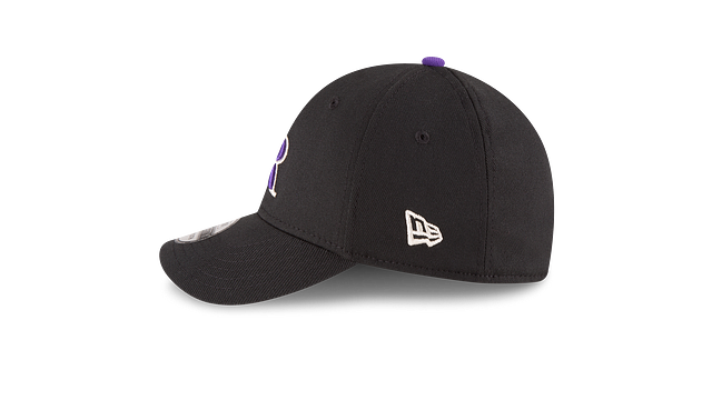KIDS COLORADO ROCKIES TEAM CLASSIC 39THIRTY STRETCH FIT Left side view