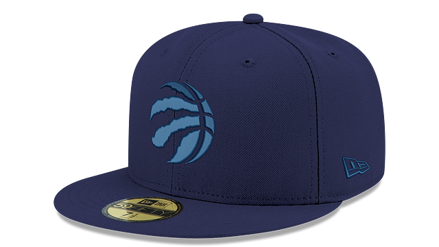 TORONTO RAPTORS TONAL 59FIFTY FITTED