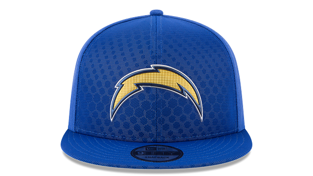 LOS ANGELES CHARGERS COLOR RUSH 9FIFTY SNAPBACK
