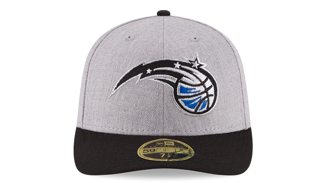 ORLANDO MAGIC HEATHER LOW PROFILE 59FIFTY FITTED