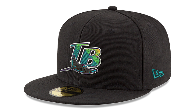 TAMPA BAY RAYS FASHION 59FIFTY FITTED