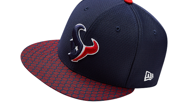 HOUSTON TEXANS OFFICIAL SIDELINE 59FIFTY FITTED