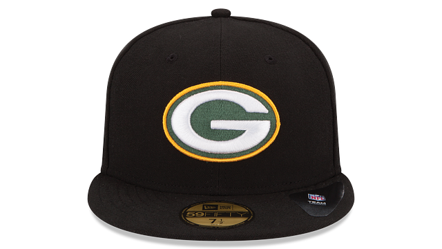 GREEN BAY PACKERS 59FIFTY FITTED
