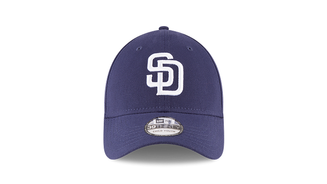 KIDS SAN DIEGO PADRES TEAM CLASSIC 39THIRTY STRETCH FIT Front view