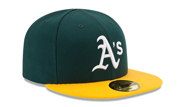 KIDS OAKLAND ATHLETICS MY FIRST AC 59FIFTY FITTED