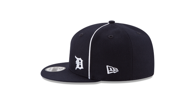 DETROIT TIGERS Y2K FLAWLESS 9FIFTY SNAPBACK Left side view
