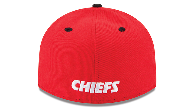 KANSAS CITY CHIEFS 2TONE 59FIFTY FITTED