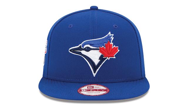 TORONTO BLUE JAYS MLB BAYCIK 9FIFTY SNAPBACK