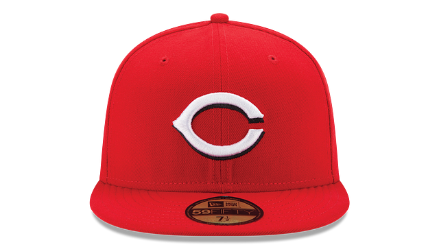 KIDS CINCINNATI REDS AUTHENTIC COLLECTION 59FIFTY FITTED