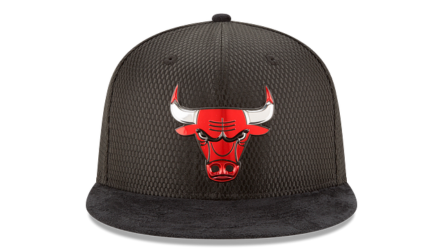 CHICAGO BULLS ON COURT 59FIFTY FITTED