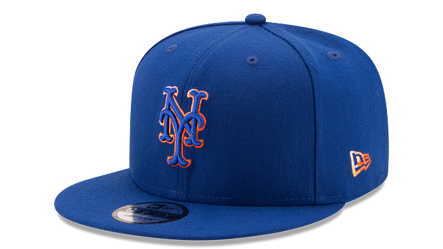 NEW YORK METS COLOR DIM 9FIFTY SNAPBACK