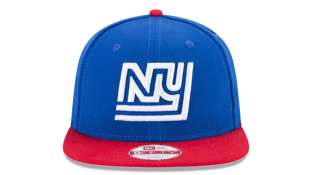 NEW YORK GIANTS HISTORIC 9FIFTY SNAPBACK