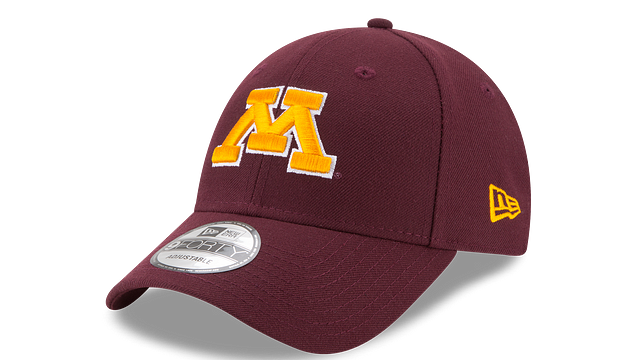 MINNESOTA GOLDEN GOPHERS THE LEAGUE 9FORTY ADJUSTABLE
