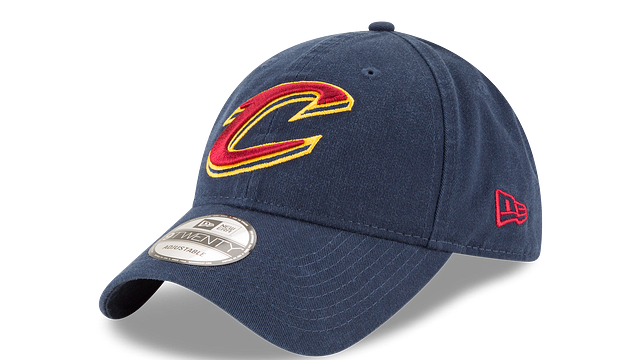 CLEVELAND CAVALIERS CORE CLASSIC 9TWENTY ADJUSTABLE
