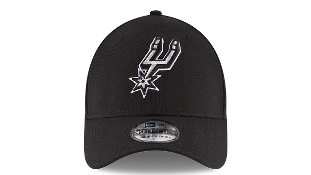 SAN ANTONIO SPURS TEAM CLASSIC 39THIRTY STRETCH FIT