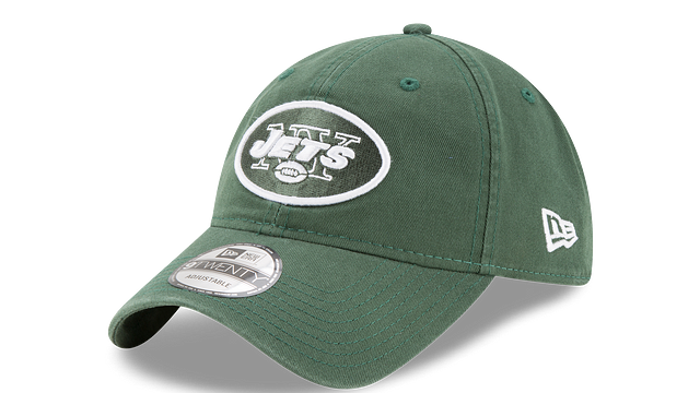 NEW YORK JETS CORE CLASSIC 9TWENTY ADJUSTABLE