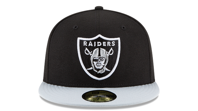 OAKLAND RAIDERS 59FIFTY FITTED