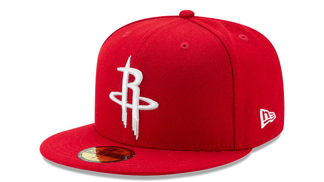 HOUSTON ROCKETS TEAM COLOR 59FIFTY FITTED