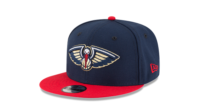 KIDS NEW ORLEANS PELICANS TEAM COLOR 9FIFTY SNAPBACK