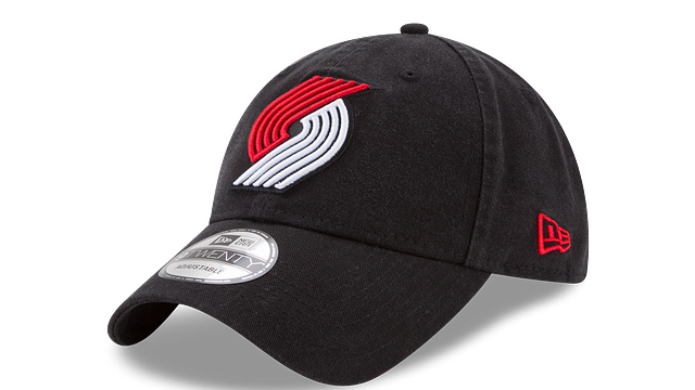 PORTLAND TRAILBLAZERS CORE CLASSIC 9TWENTY ADJUSTABLE