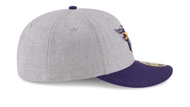 PHOENIX SUNS HEATHER LOW PROFILE 59FIFTY FITTED
