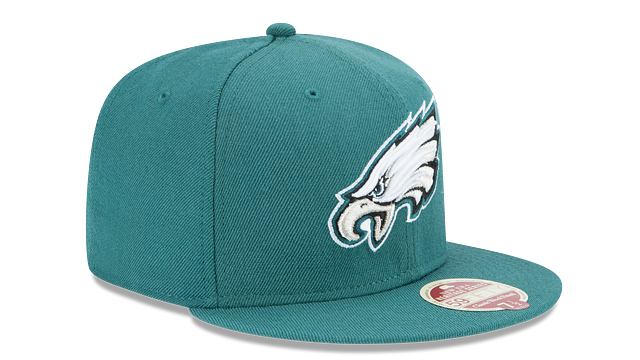 PHILADELPHIA EAGLES CLASSIC WOOL 59FIFTY FITTED