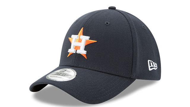 KIDS HOUSTON ASTROS TEAM CLASSIC 39THIRTY STRETCH FIT