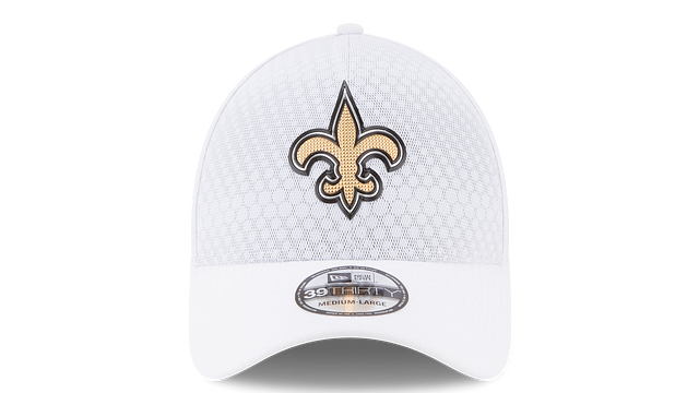 NEW ORLEANS SAINTS COLOR RUSH 39THIRTY STRETCH FIT